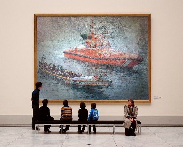 Immigrants-PhotoFunia