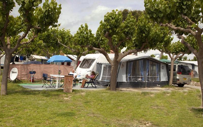 Parcela Camping Resort Sangulí Salou