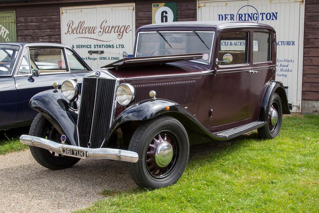 Brooklands RetroJumble And Classic Car Show La Flickr - Augusta car show
