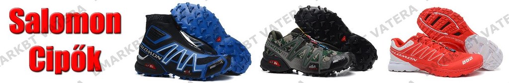 Salomon cipők