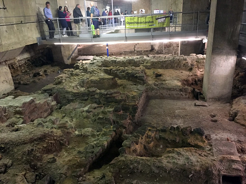 Billingsgate Roman House | by diamond geezer