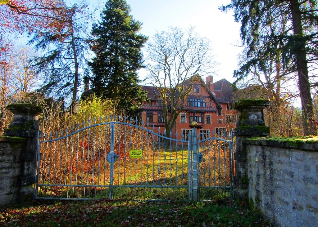 Schloss Münchhausen in Bockstadt/Thüringen