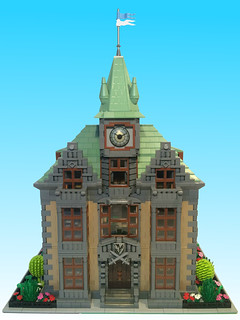 Town Hall | by norm.fm