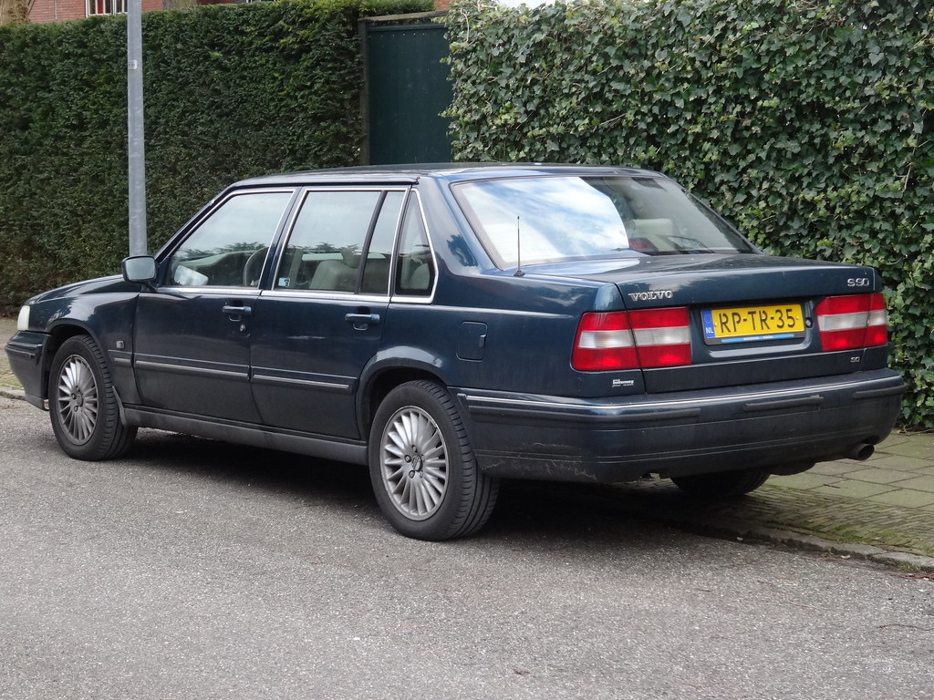 1997 volvo s90 by harry_nl