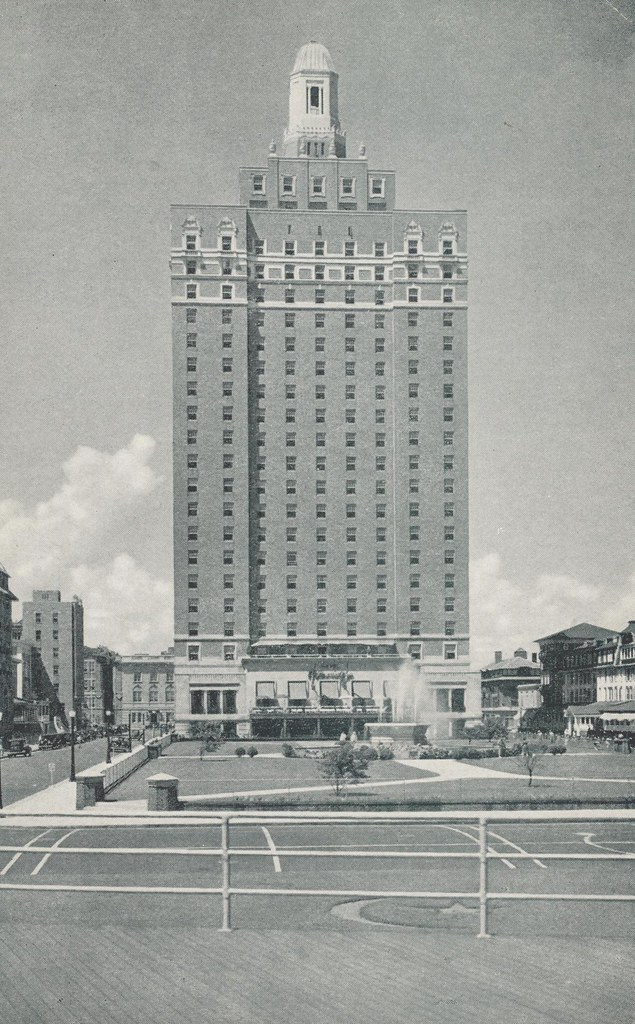 Hotel Claridge - Atlantic City, New Jersey