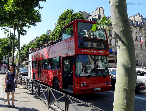 Bus Tours Travel Agency