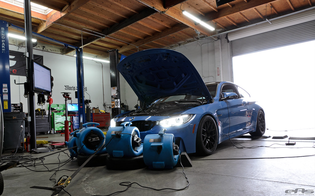 ·· eas | ESS Tuning - S55 Stage I Performance ECU Software