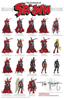 The Evolution of Spawn | by mcfarlane.toys