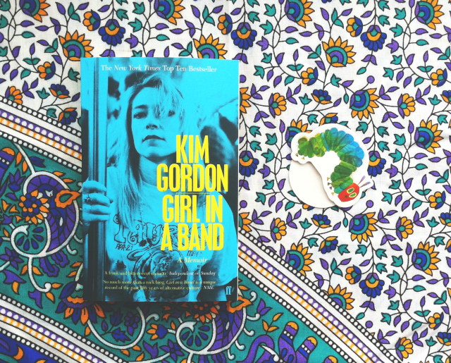 girl in a band kim gordon book review vivatramp