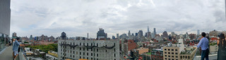 New Museum view
