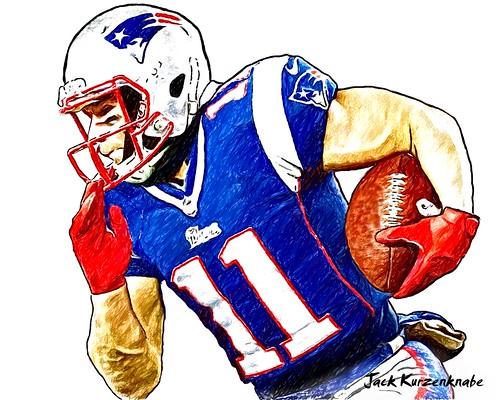 0 New England Patriots Julian Edelman | View all my NFL ...