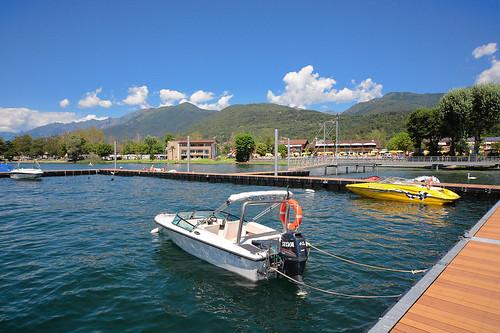 inspiration Italien Lago Maggiore Verbania Camping Isolino