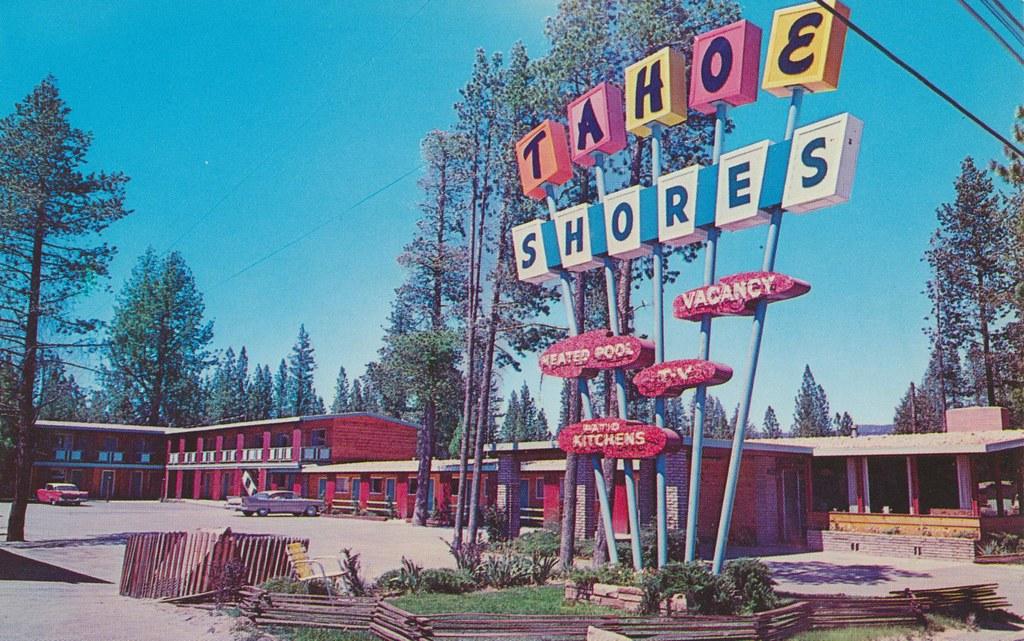 Tahoe Shores Lodge - Bijou, California