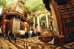 Österreichische Nationalbibliothek. Vienna. Austria