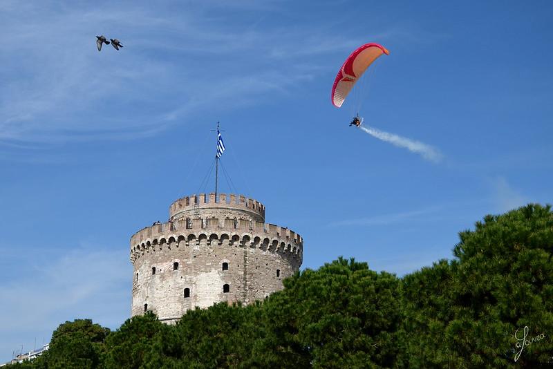 Extreme Sports @ White Tower, Thessaloniki, Greece
