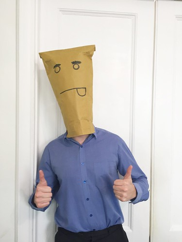 Get Free Credit Report >> Paper Bag Head | Hi guys, If you would like to use any pictu… | Flickr