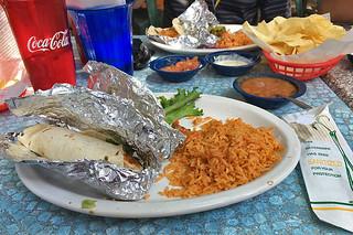 Austin - Chuys tacos