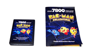 Atari 7800 - Pac-Man Collection | by TomBrazil100