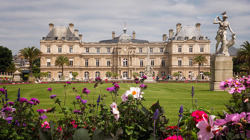 Luxembourg Palace, Paris France | by Mustang Joe