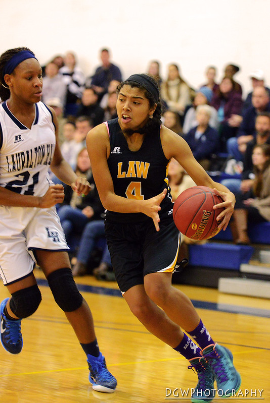 Lauralton Hall vs. Jonathan Law - Girls High School Basketball