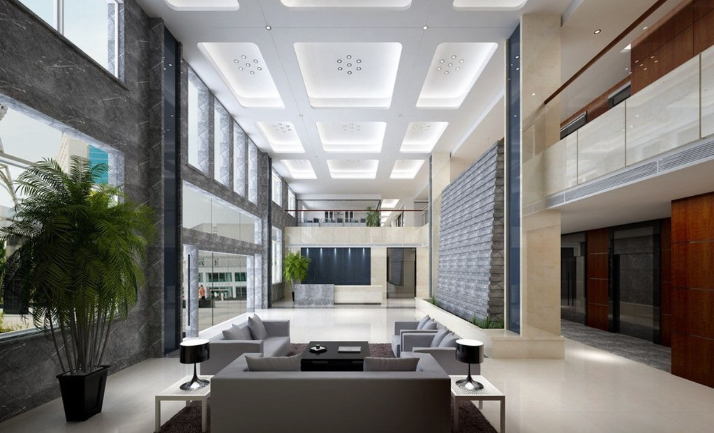 ... Luxury Apartment Building Lobby Design Amazing | By Wallsauto