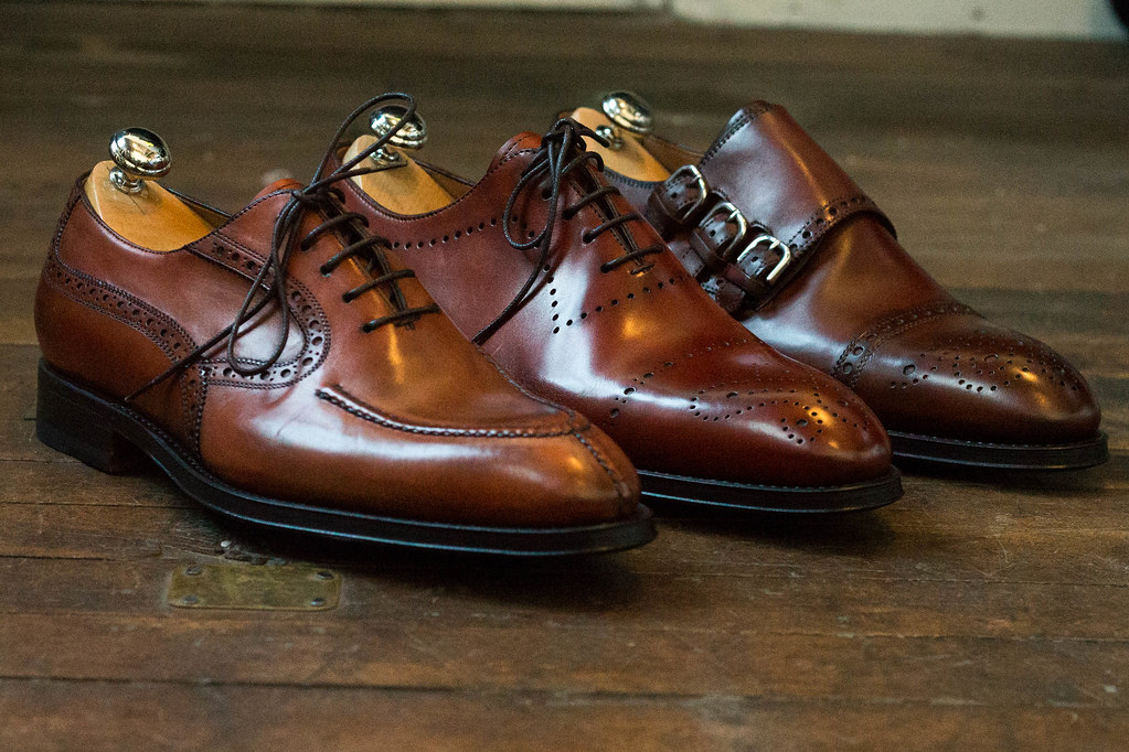 Dress Shoes Leather Type