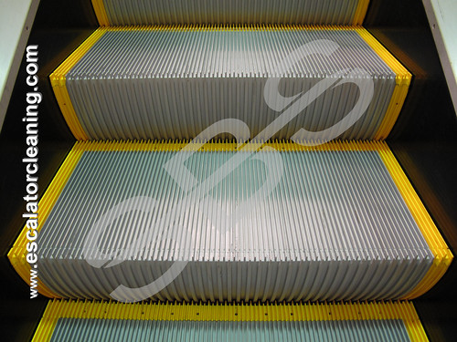The result: clean escalators | by Step by Step Stakeholders