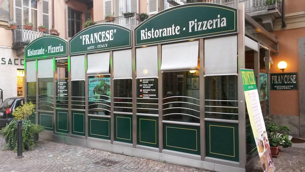 Ristorante Francese Asti   \
