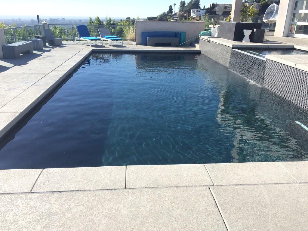 Onyx Pool Plaster : Onyx quartz premier pool plastering flickr