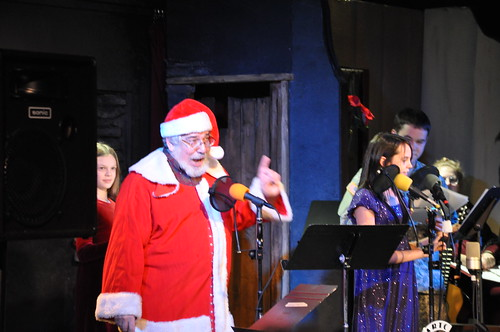 Kris Kringle at An Atlanta Christmas 2008