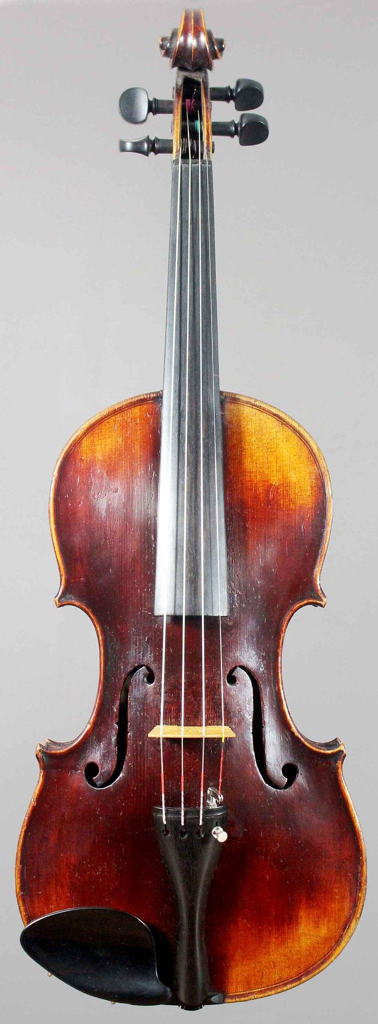 V171 Neuner and Hornsteiner Circa 1880 | Flickr Hornsteiner Violins Value