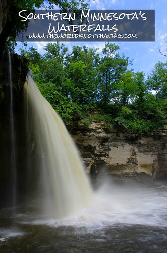 Minneopa Falls, MN | by abacus07