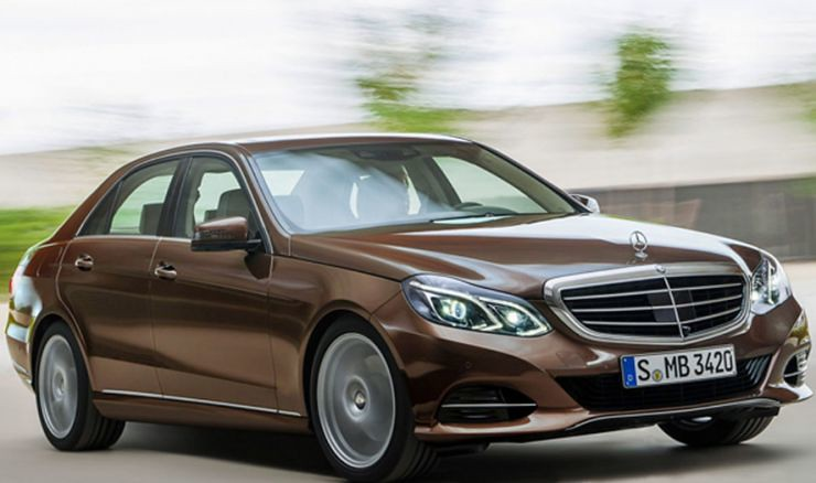 Mercedes-Benz in the beautiful gun! Has been reported for the Mercedes-Benz e-class automatic ads mislead consumers