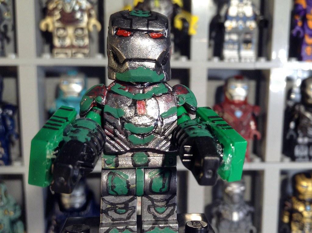 lego iron man mark 28 - photo #4