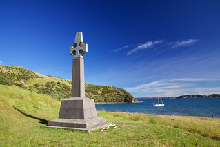 Marsden cross memorial reserve | by Nick in exsilio