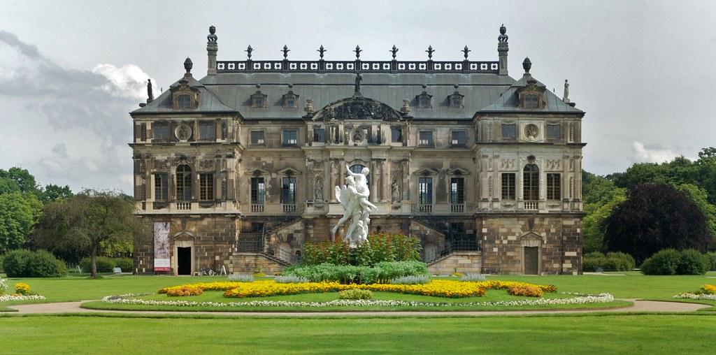 Großer Garten Palace Dresden Lloyd Morgan Flickr
