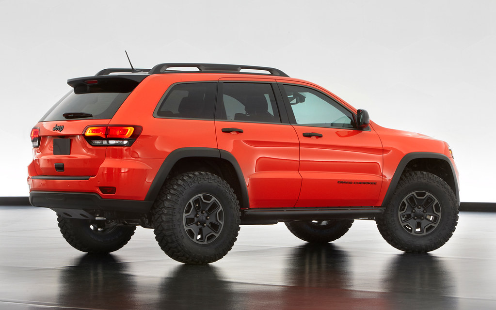 2015 Jeep Grand Cherokee Coupe Wallpapers At Http Carwal Flickr