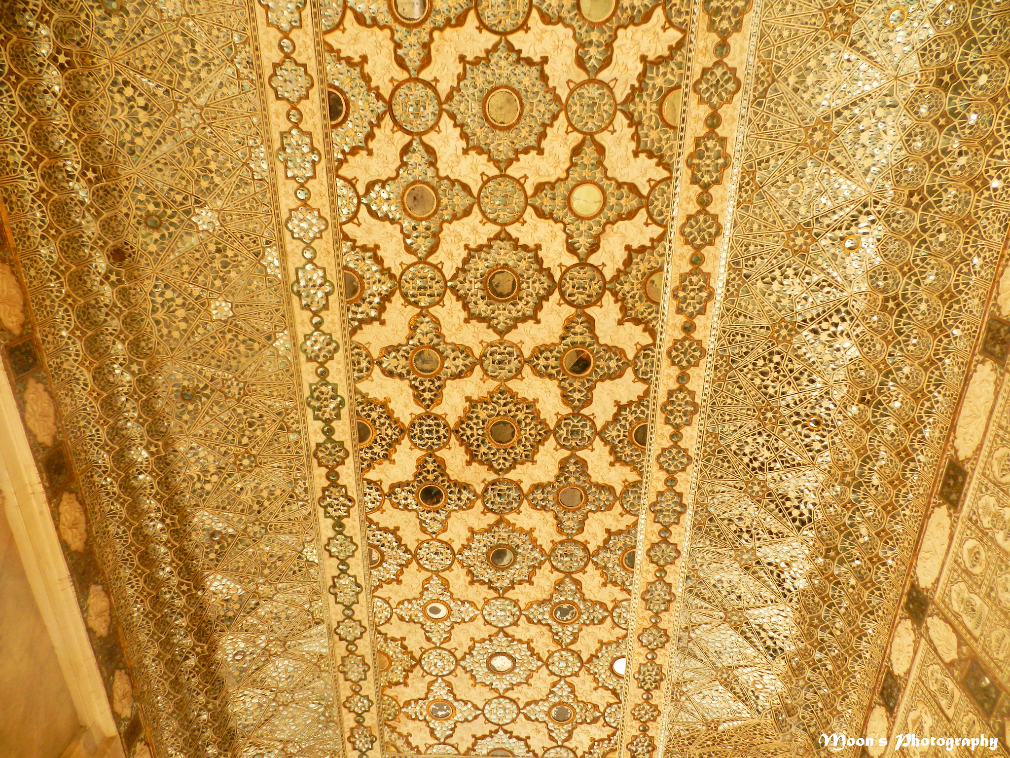 sheesh mahal, mirror work, mirror palace, amar fort, amaer palace, jaipur
