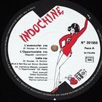 """INDOCHINE L'AVENTURIER orig frANCE 12"""" LP VINYL"""