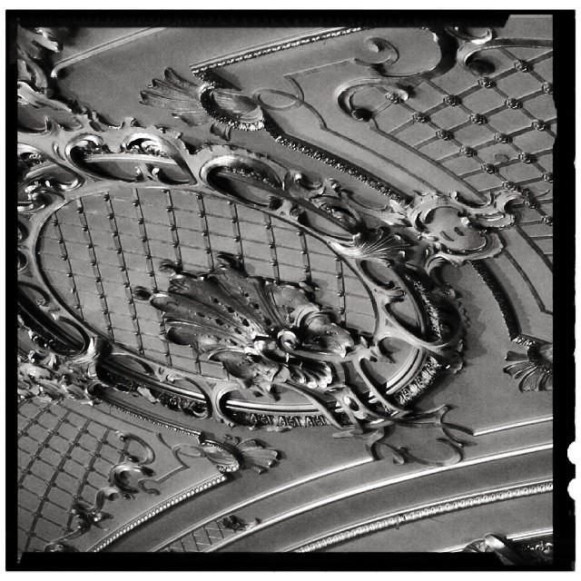 theatre #ceiling #Czernowitz #Bukovyna #Bukovina #Ukraine