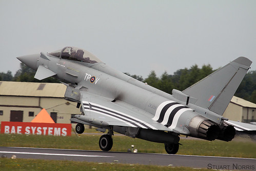 RAF Eurofighter Typhoon RIAT'14 (2) | by stu norris