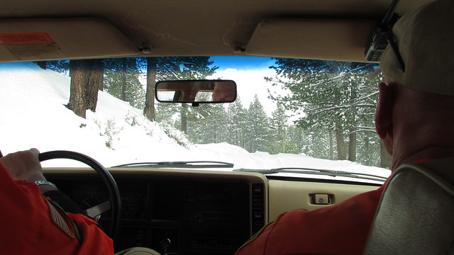 Kings Canyon Snow Rescue