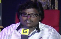 Actor Black Pandi on Vethu Vettu