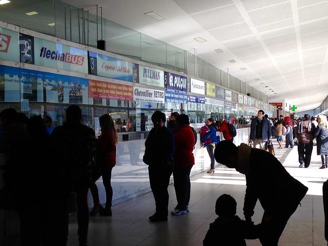 Terminal de Omnibus, Rosario