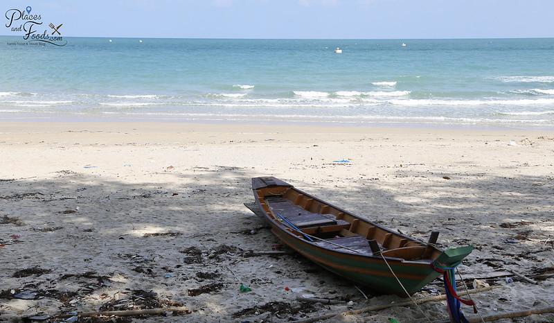 ao khanom kho khao beach view