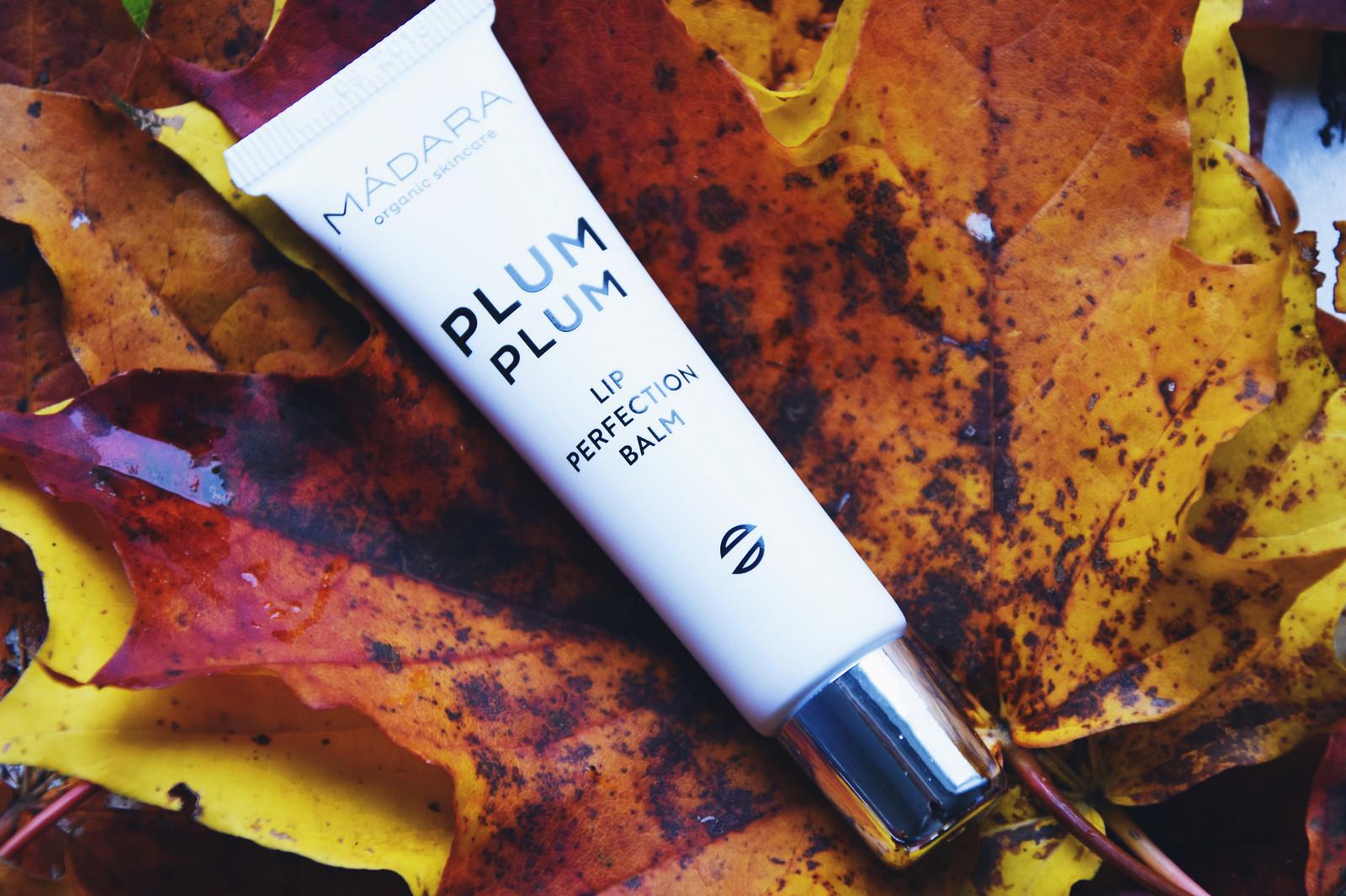 MADARA Cosmetics lip blam review