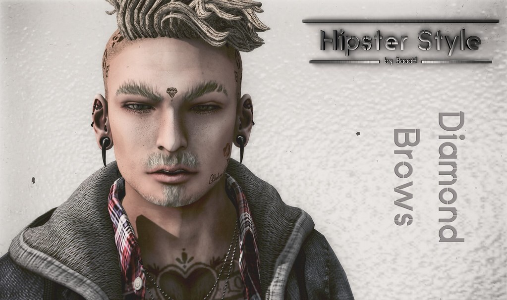 Hipster Style Diamond Brows Poster New Release Exclusive Flickr