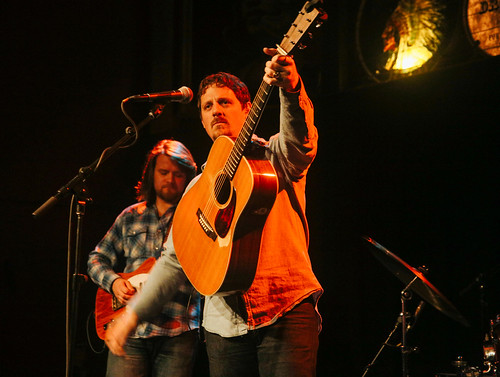 Sturgill Simpson live in Portland OR-63 | by traskb