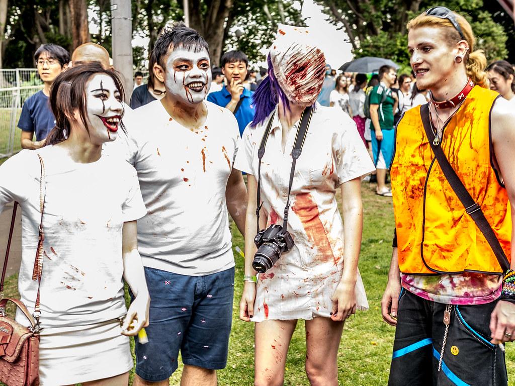 zombie walk sydney 2014 1040 - photo#33