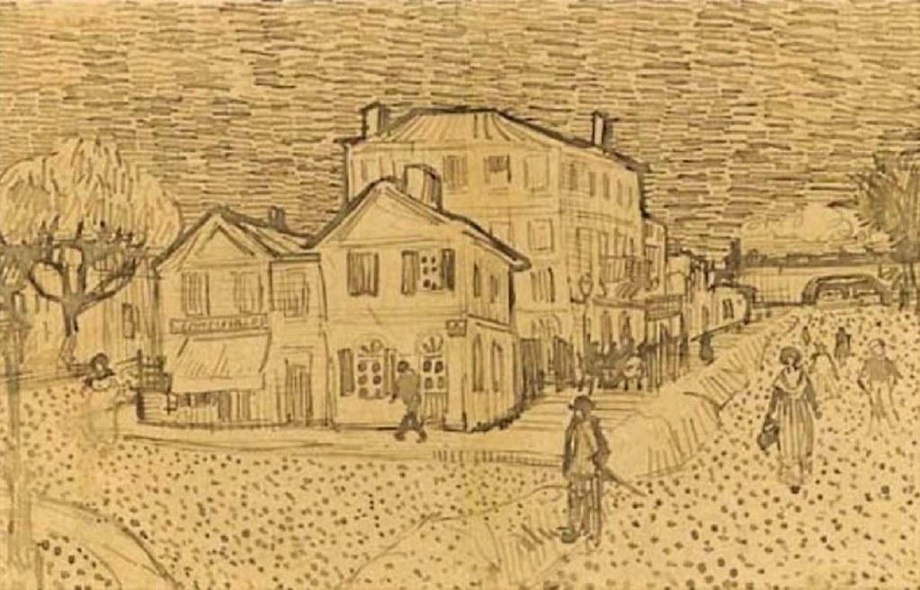 Emejing La Chambre Jaune A Arles Van Gogh Photos - Design Trends ...